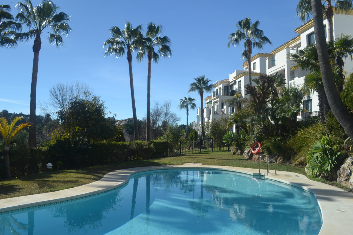 For sale this nice 2 bedroom, 1 bathroom apartment in Alhaurin Golf.   From this apartment you can d,Spain