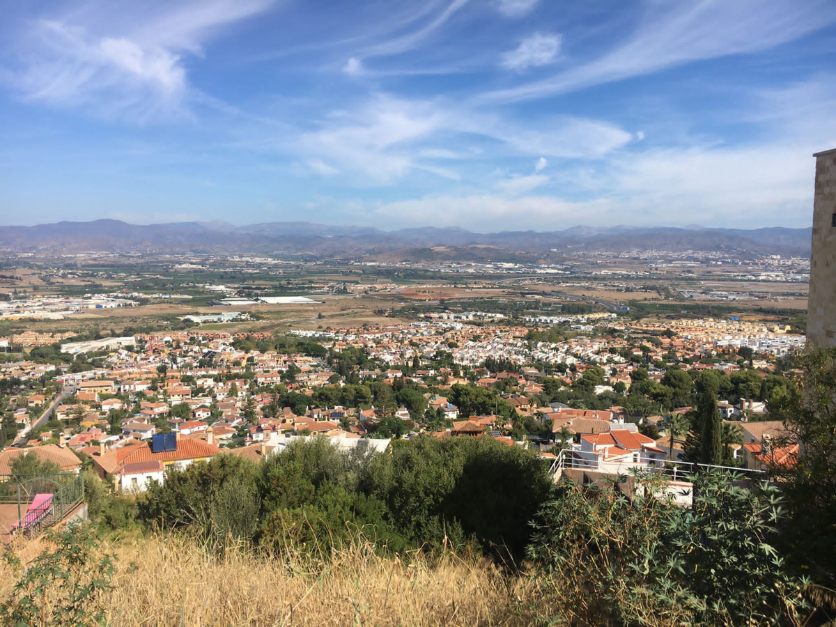 """Lovely large plot for sale in """"el Lagar"""" Alhaurin de la Torre.  This has permission to bui,Spain"""