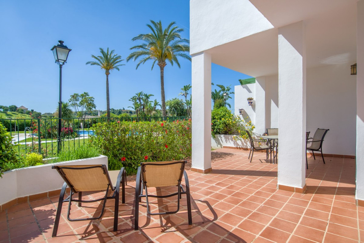 Very nice modern decorated ground floor apartment in Alhaurin Golf with 2 bedrooms and 2 bathrooms. , Spain