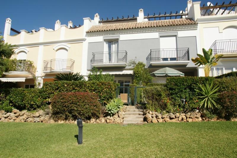 Marbella Banus Townhouse à vendre à Marbella Bay - R2340119