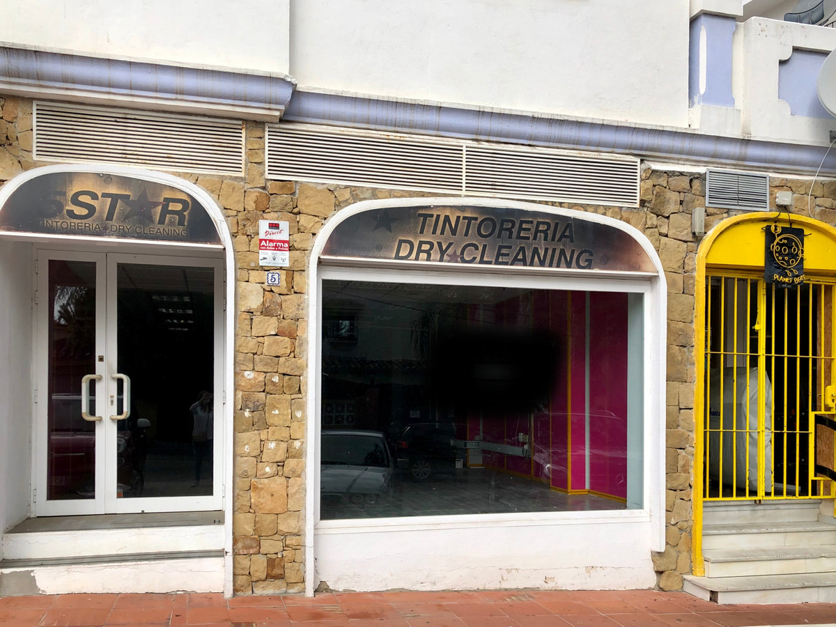 Commercial Premises for sale in Nueva Andalucía R3712232
