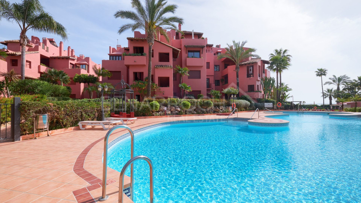 Appartement Rez-de-chaussée à New Golden Mile, Costa del Sol