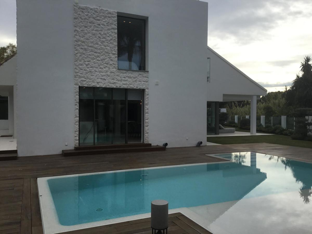 Marbella Banus Villa - Chalet à vendre à Puerto Banus - R3351349