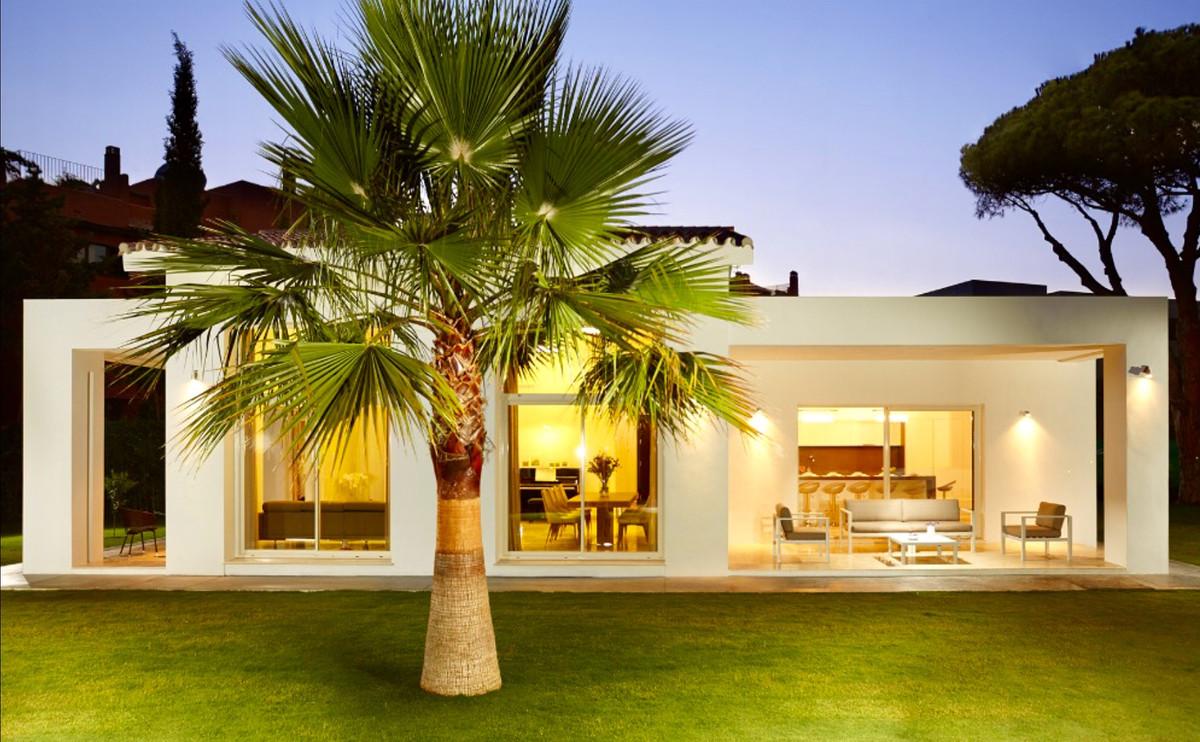 Marbella Banus Villa – Chalet en Venta en Guadalmina Baja – R3145582