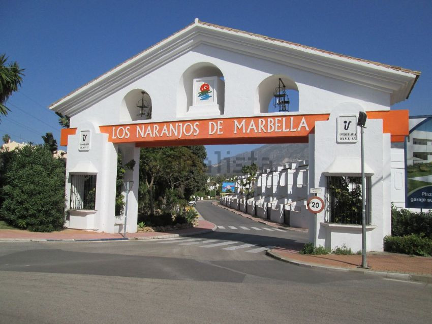 Nice 3 bedroom, south facing, corner ground floor apartment in Los Naranjos de Marbella. The develop, Spain