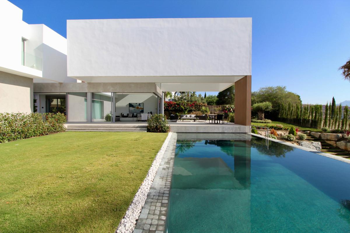 Marbella Banus Villa – Chalet en Venta en Los Flamingos – R3499420