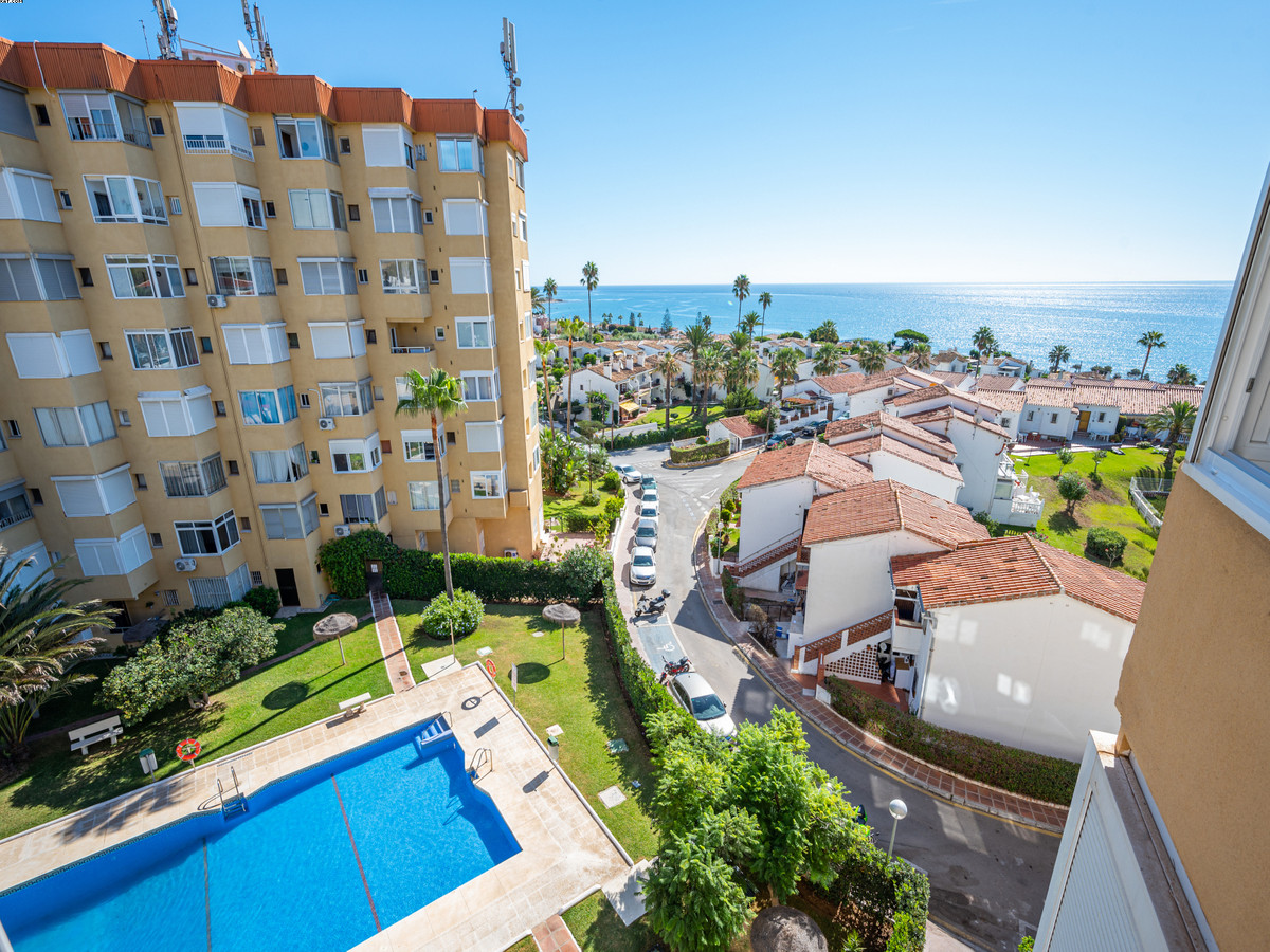 Great apartment situated only a few minutes walk from the beach and all amenities in La Cala de Mija,Spain