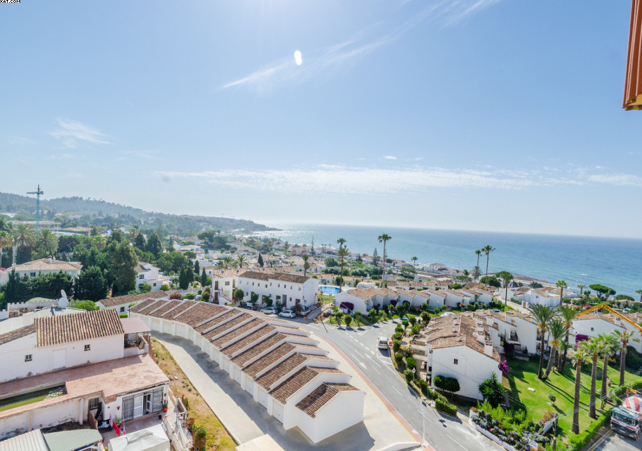 Studio apartment just outside the village of La Cala, only 10 minutes' walk to the town centre ,Spain