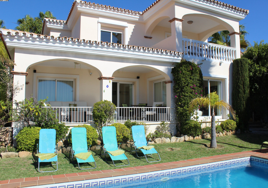 This can only be described as a hidden gemm nestled in the Golf valley of Riviera del Sol. There is ,Spain
