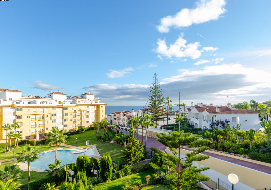 Spacious apartment situated just a short walk from the centre of La Cala village and beach and closeSpain