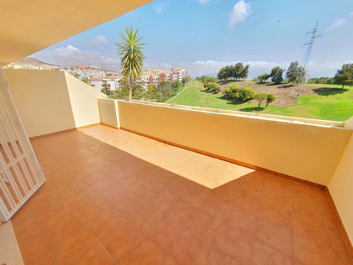 Lovely front line golf apartment in Riviera del Sol 2 bedrooms 2 bathrooms situated next to Miraflor,Spain