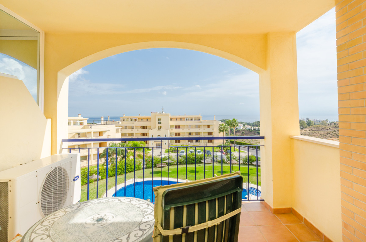 2 Bedroom Middle Floor Apartment For Sale El Chaparral
