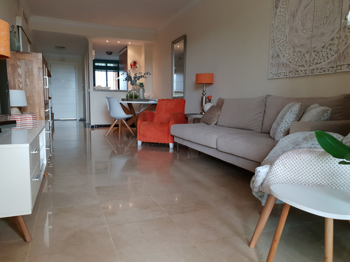 Fantastic middle floor apartment Calanova Seagolf in a very good condition with a lot of extras like, Spain