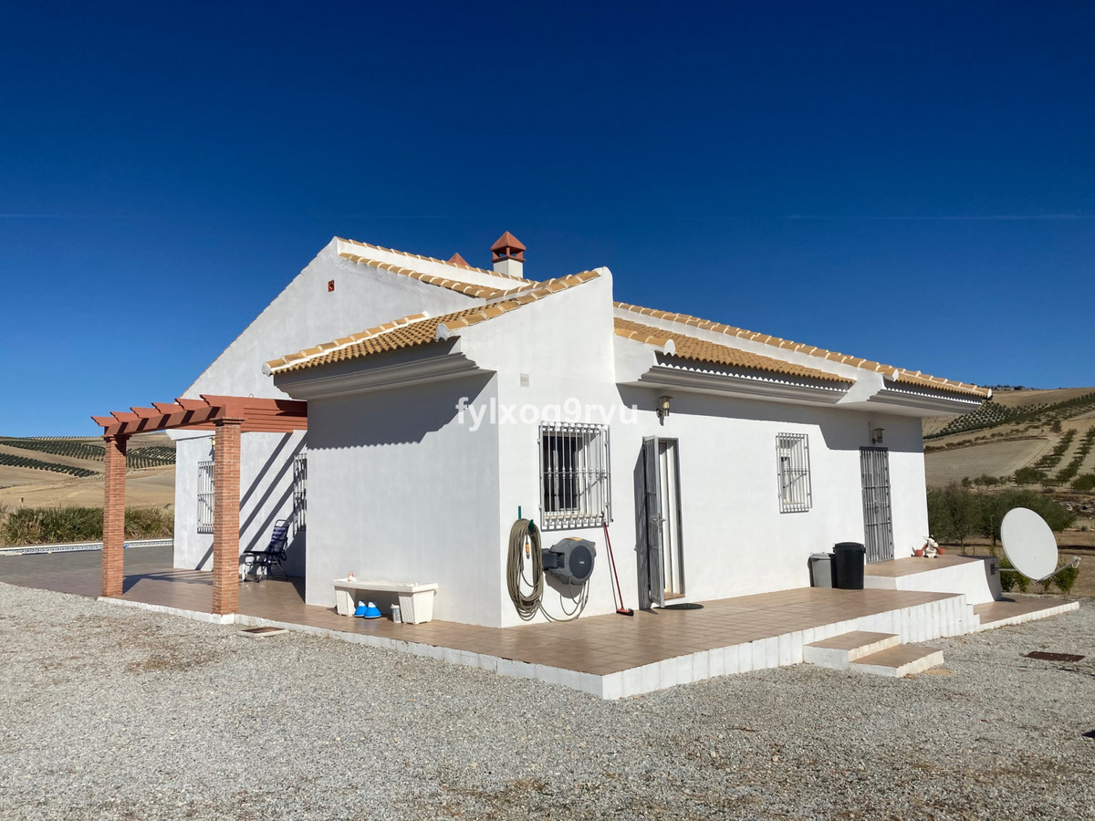 Detached Villa, Alhama de Granada, Costa Tropical. 3 Bedrooms, 2 Bathrooms, Built 125 m², Garden/Plo, Spain
