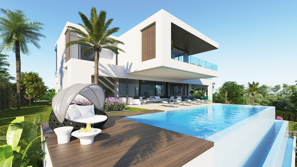 Residential Plot + Plot (with Building License) Turnkey Construction, Benahavis, Costa del Sol. Gard Spain