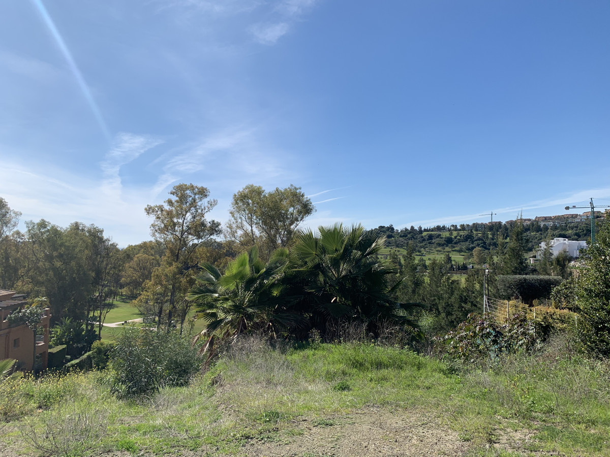 Residential Plot, Benahavis, Costa del Sol. Garden/Plot 1601 m². to buils 365 m2 ( edificability 0.2, Spain