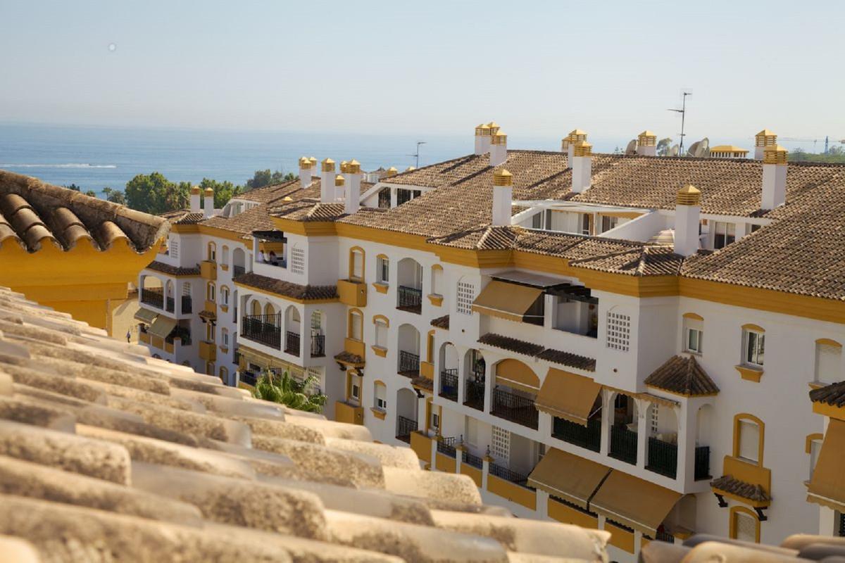 Marbella Banus Ático en Venta en Nagüeles – R3607898