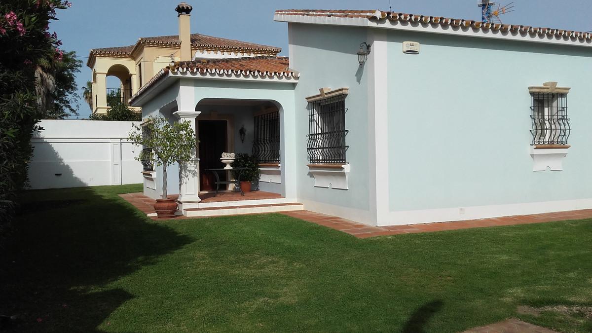 Villa in San Pedro de Alcántara