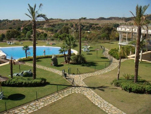 In the municipal term of Benahavis about 3 km inland from the coast and with access from the Autovia,Spain