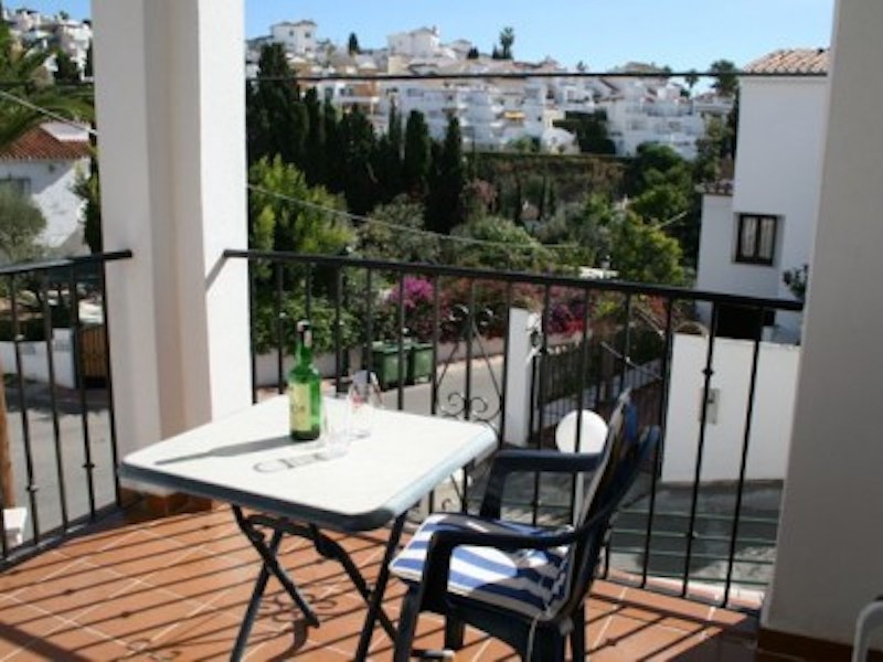 Located in the beautiful complex Valparaiso in the Burriana area of Nerja. This two bedroom apartmen, Spain