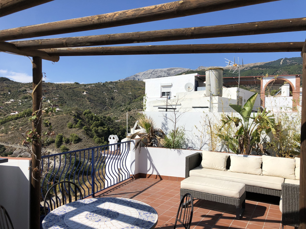 Recently renovated Spanish townhouse located at the lower end of the village with wonderful views ov, Spain