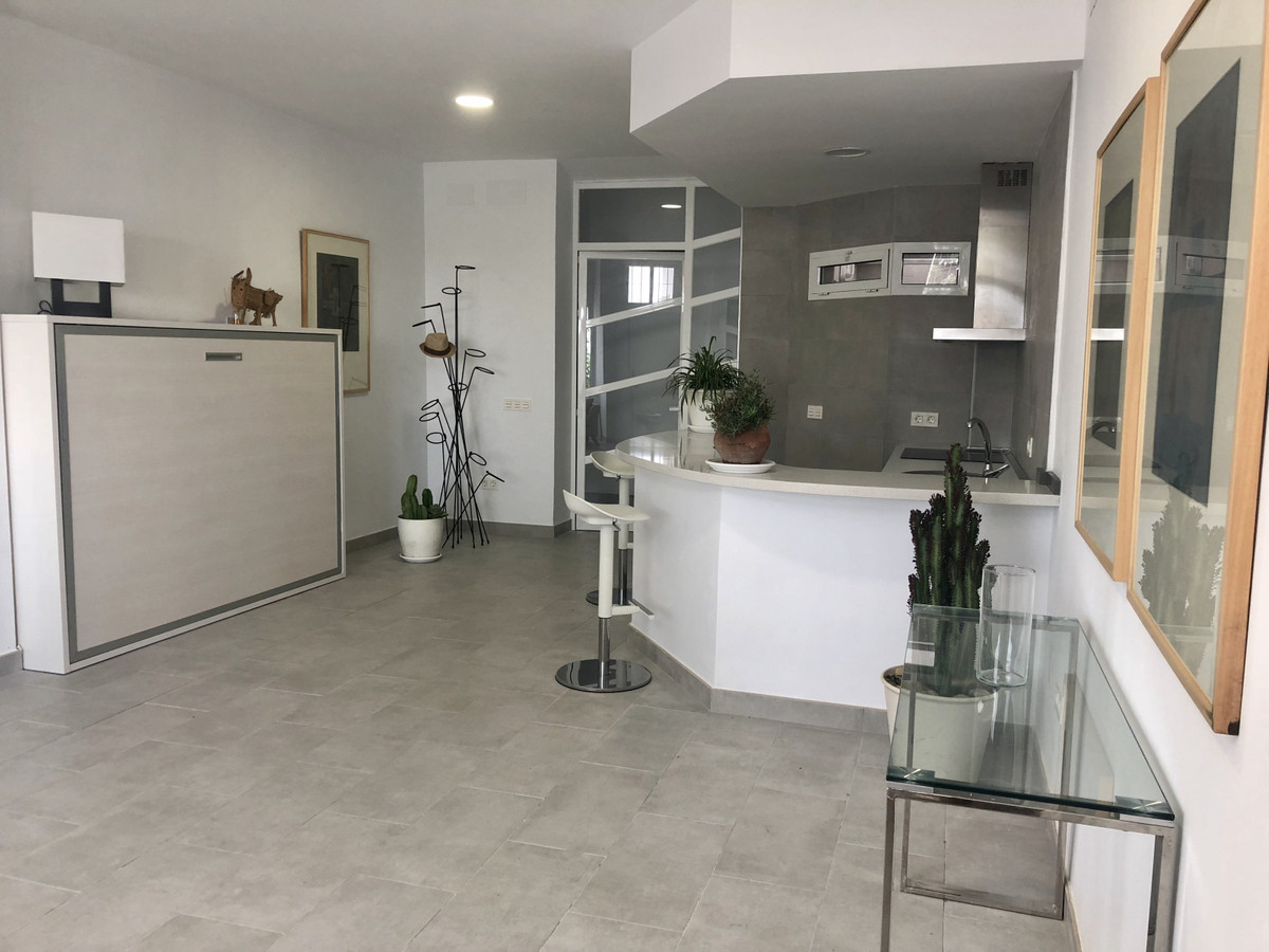 Ground floor, studio apartment in Frigiliana. Completely renovated to a high standard. Bathroom with, Spain