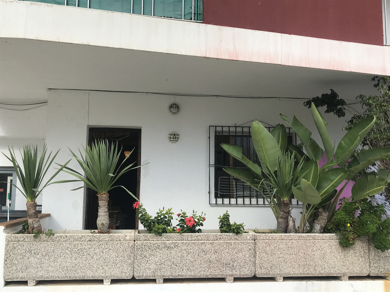 Ground Floor Apartment in Almuñecar for sale