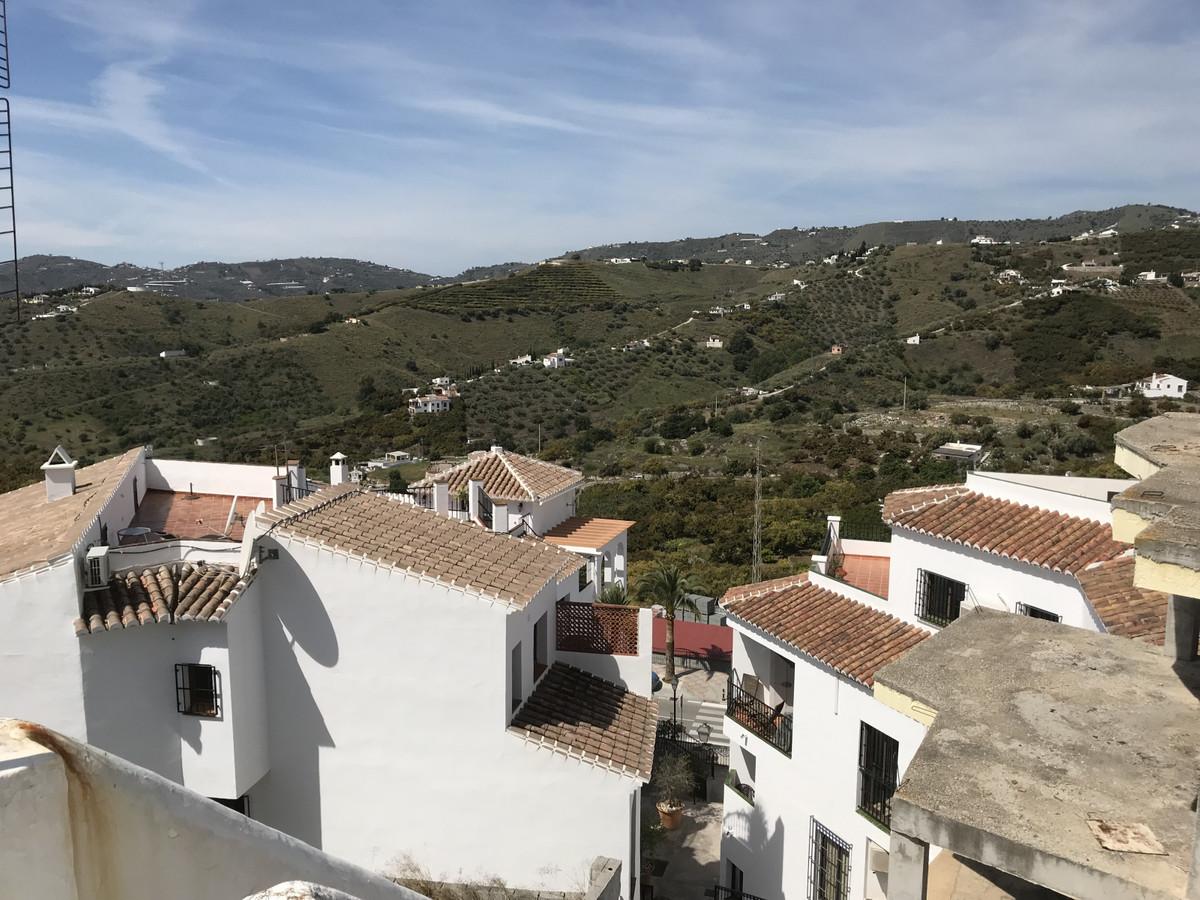 Ref:R3418171 Townhouse - Terraced For Sale in Frigiliana