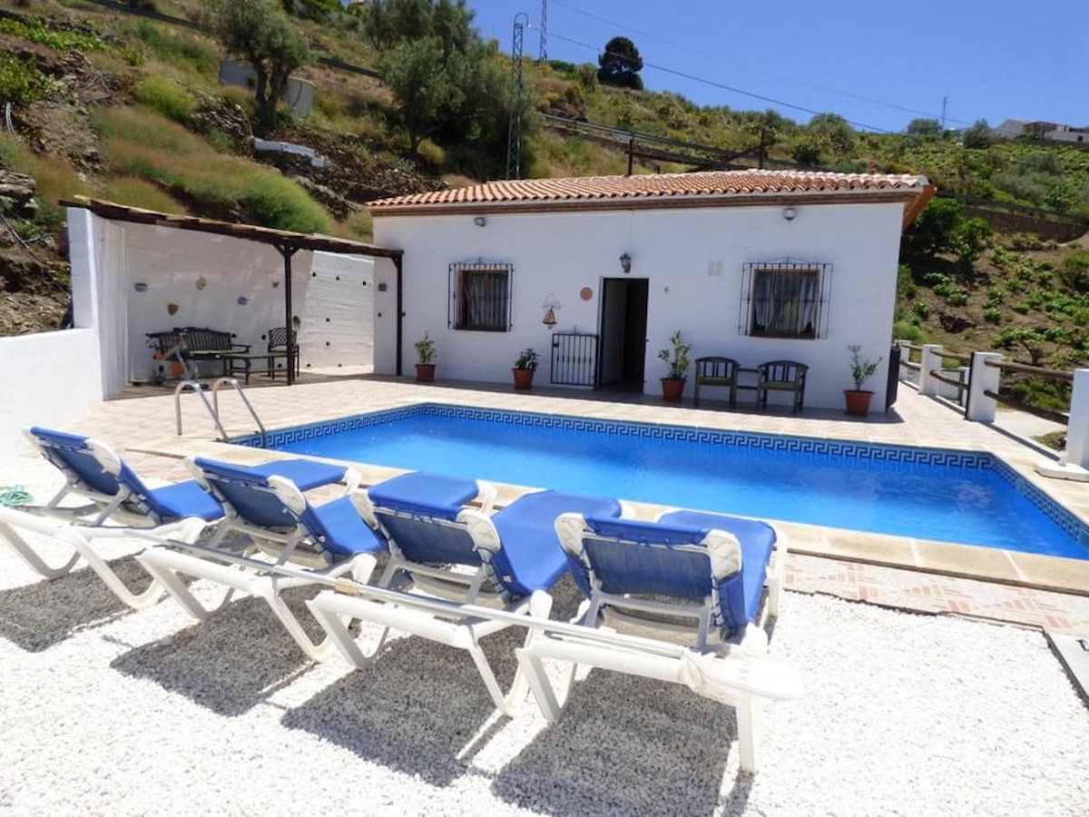 This beautiful detached villa situated between Torrox and Competa offers any country lover with supe, Spain