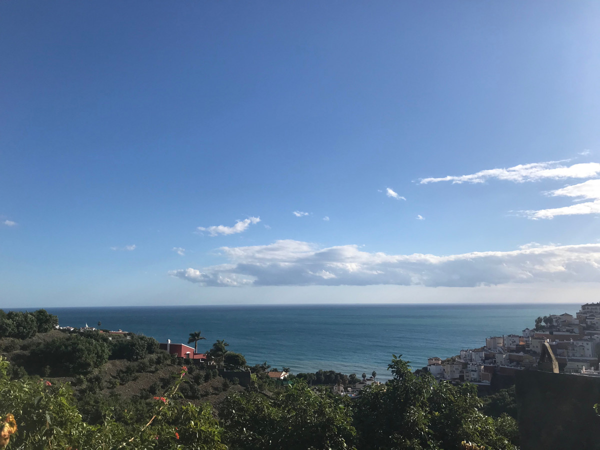 Plot situated in Tamango Hill, Nerja, with wonderful views and within walking distance to the beach.,Spain
