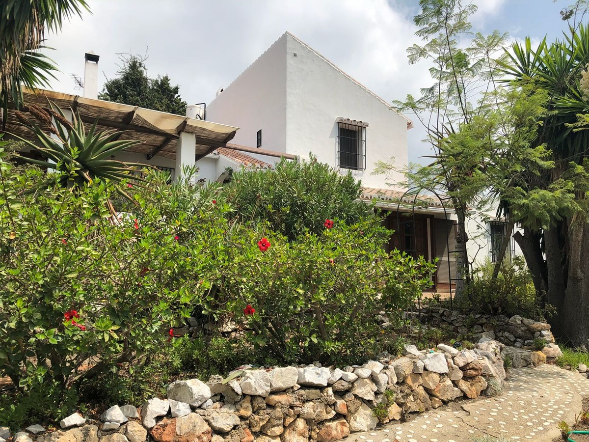 Unique detached house located in La Molineta area of Frigiliana, with private pool. Built on a plot ,Spain