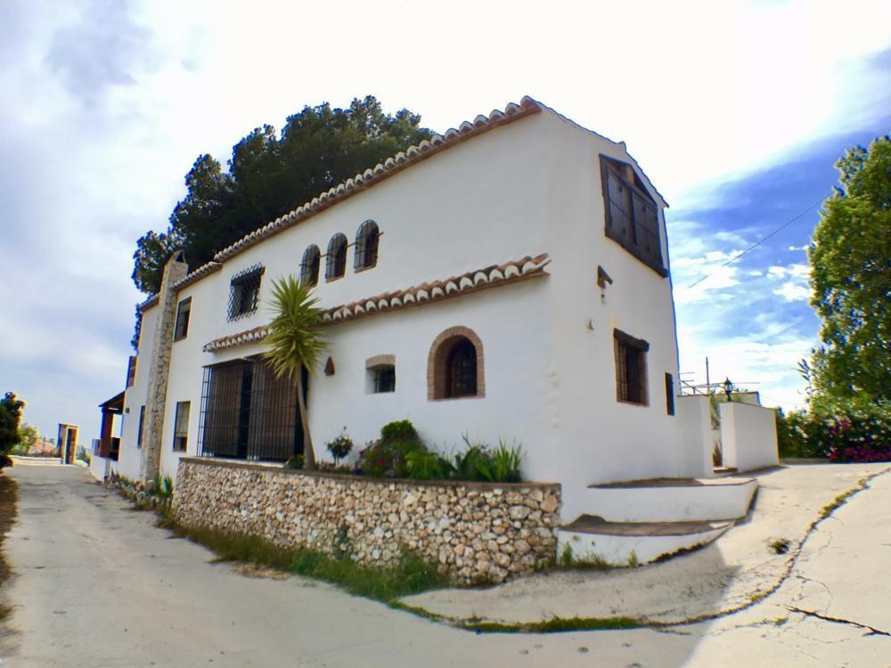 Ref:R3322693 Villa - Finca For Sale in Frigiliana