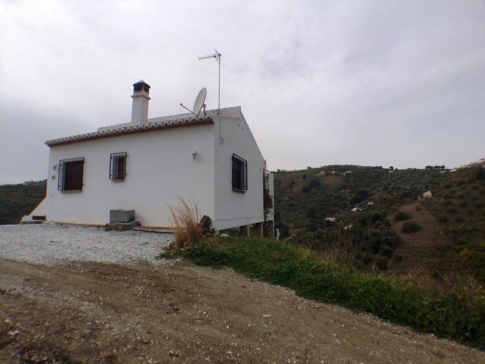 Ref:R3322069 Villa - Finca For Sale in Frigiliana
