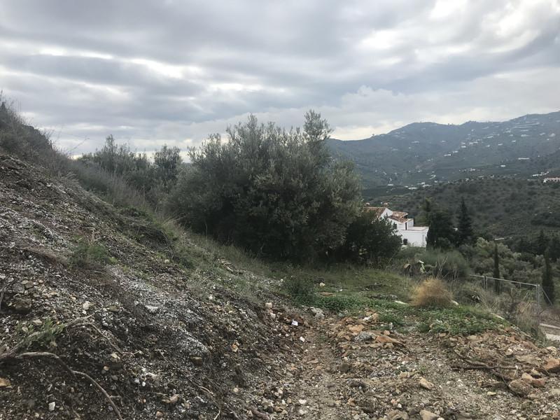 Land in Frigiliana for sale