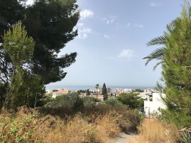 Land available in Nerja with permission to build 16 apartments with sea view., Spain
