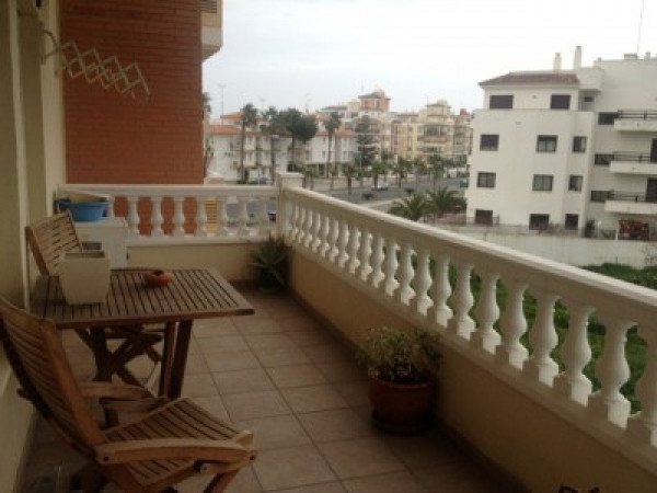 Modern apartment, second line to El Penoncillo beach in Torrox, approximately 50 metres. A great opp,Spain