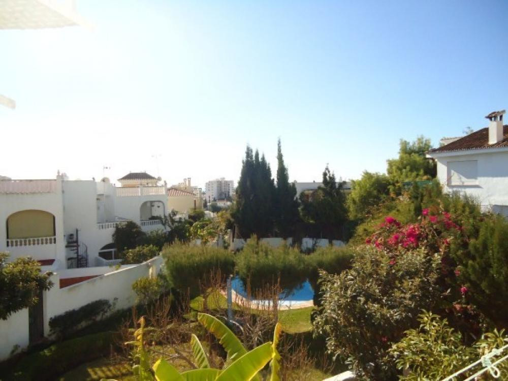 Townhouse set in a quiet urbanisation of Nerja with only 12 houses in total, close to Burriana Beach, Spain