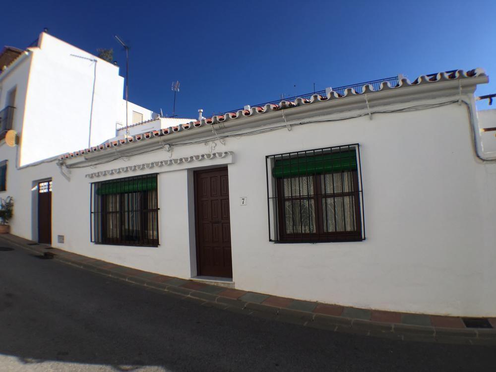 Ref:R3255505 Townhouse - Terraced For Sale in Frigiliana