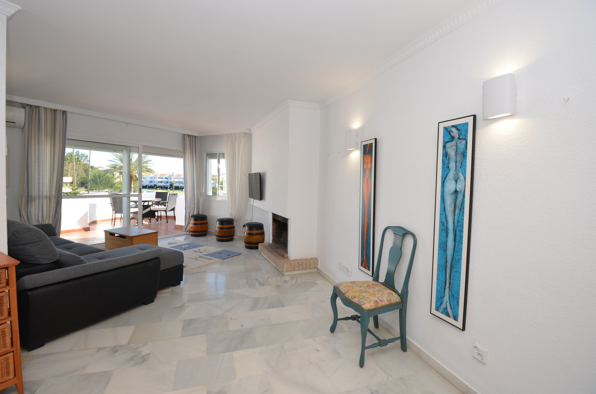 Penthouse Apartment in Mijas Golf