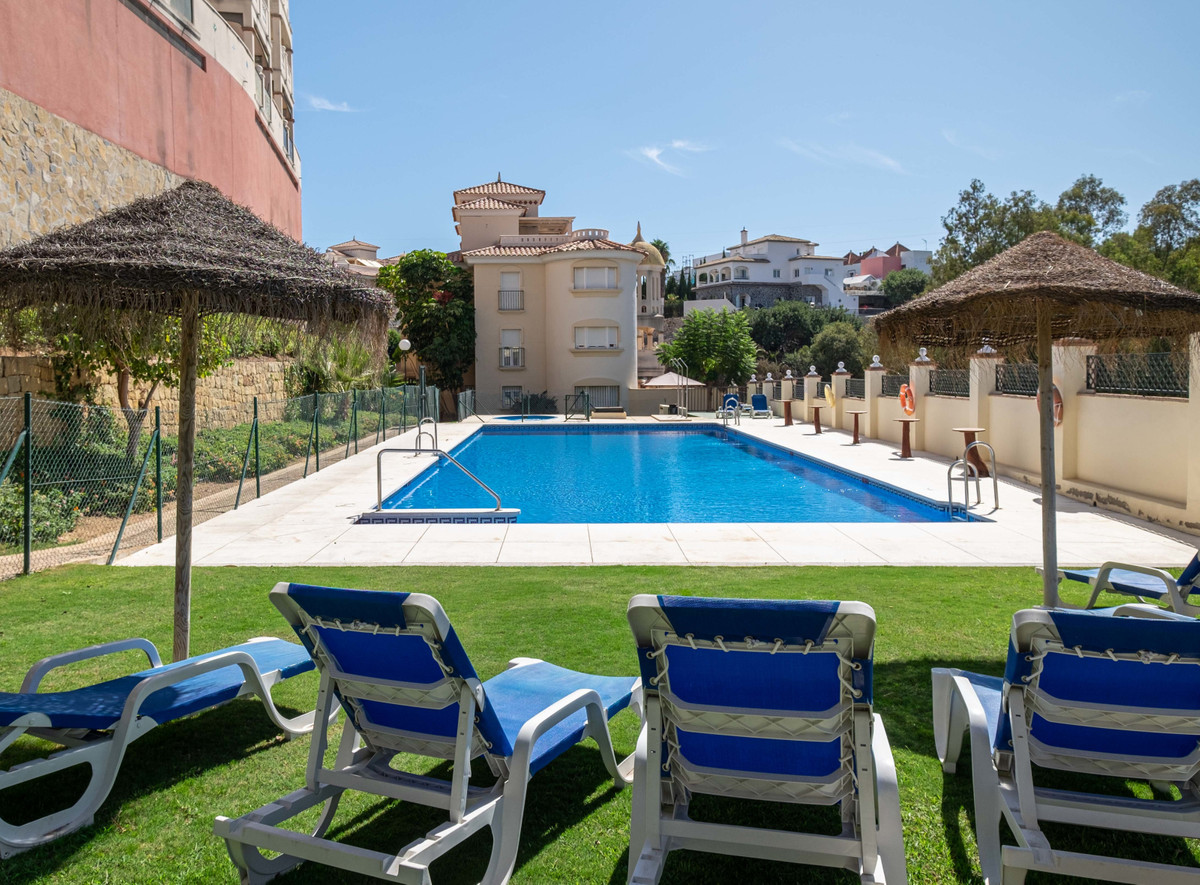 This apartment is located in the popular Los Pacos area. Services in the surrounding area are all wi,Spain