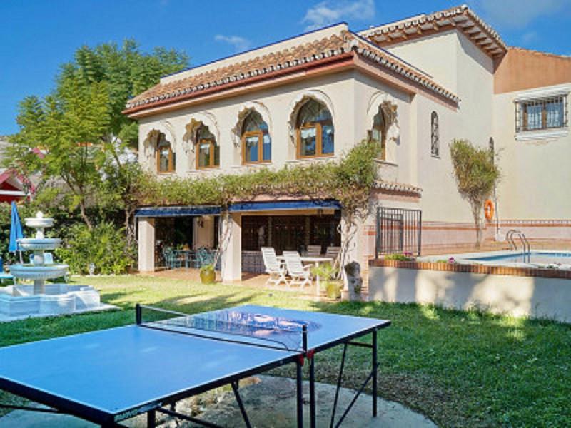 Detached Villa Málaga Este
