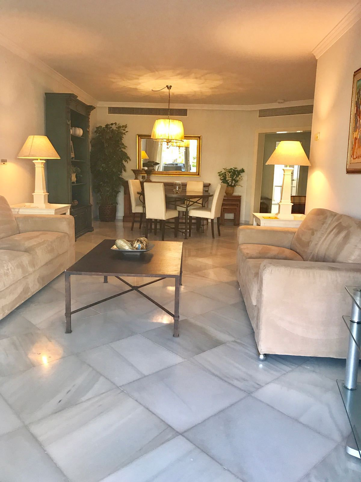 Excellent apartment located in the large urbanization Granados beach. This apartment consists of 2 b, Spain
