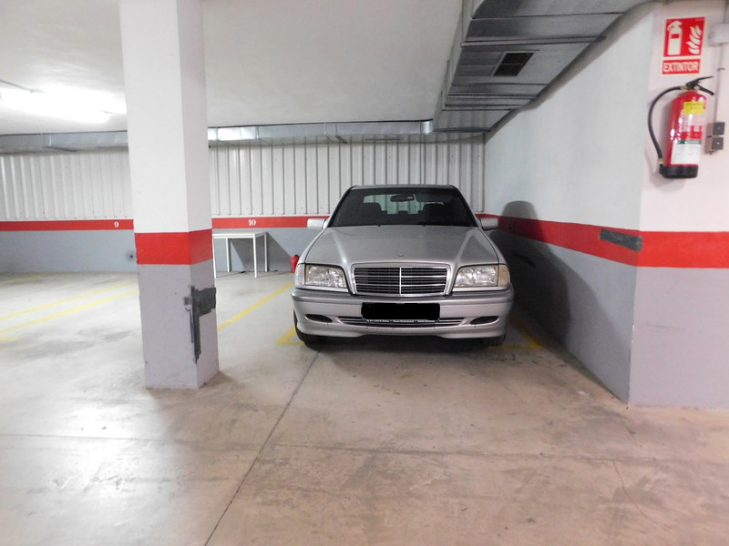 Garage in Málaga for sale