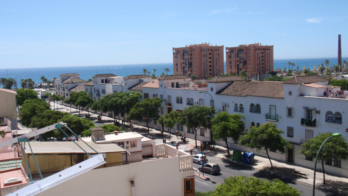 Very bright, good southwest orientation, views, a few meters from the beach and the promenade, next ,Spain