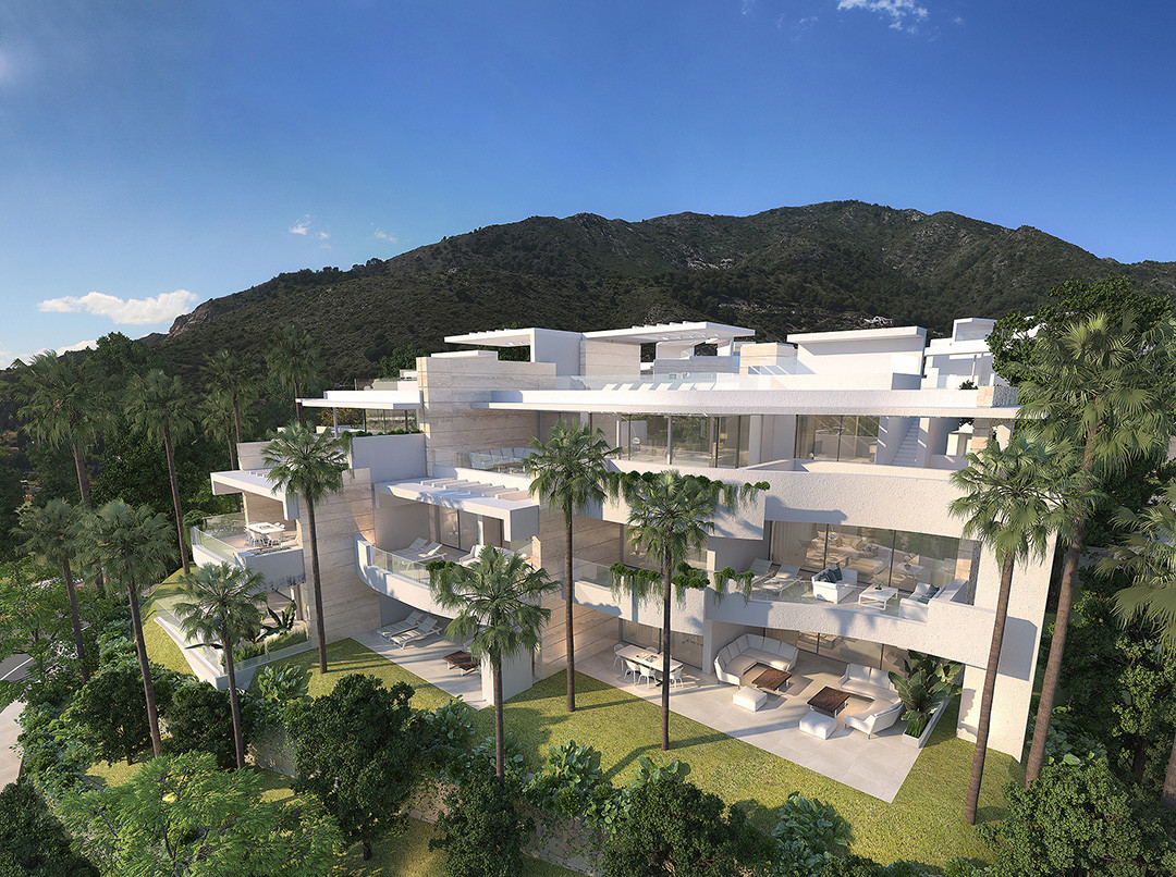 New Development: Prices from € 425,000 to € 1,415,000. [Beds: 2 - 2] [Baths: 2 - 3] [Built,Spain