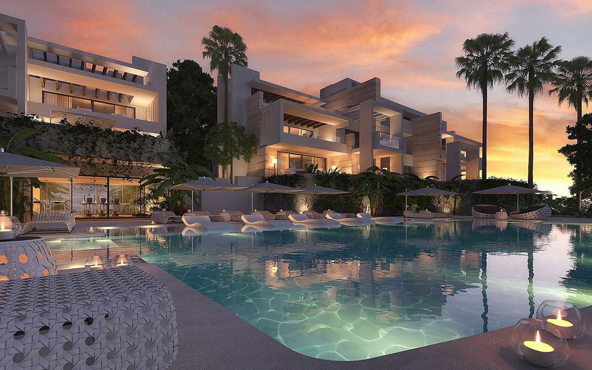 New Development: Prices from € 990,000 to € 2,500,000. [Beds: 3 - 3] [Baths: 3 - 3] [Built,Spain