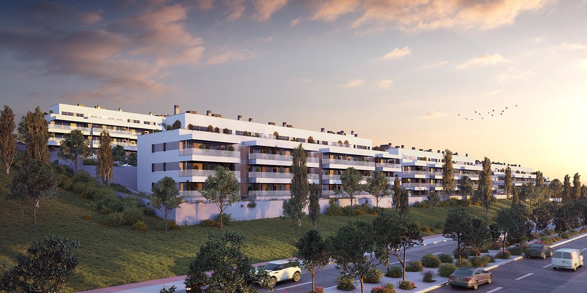 New Development: Prices from € 334,000 to € 911,900. [Beds: 2 - 3] [Baths: 2 - 4] [Built s, Spain