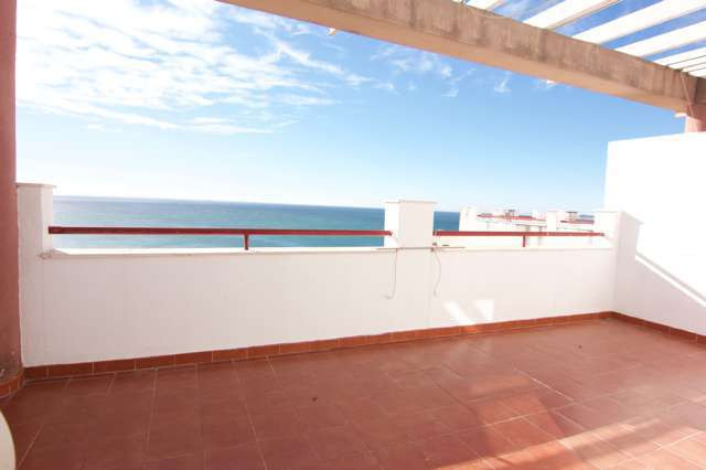 2 bedrooms, 1 bath Penthouse with private garage and storage room. At only 100 meters walking distan,Spain