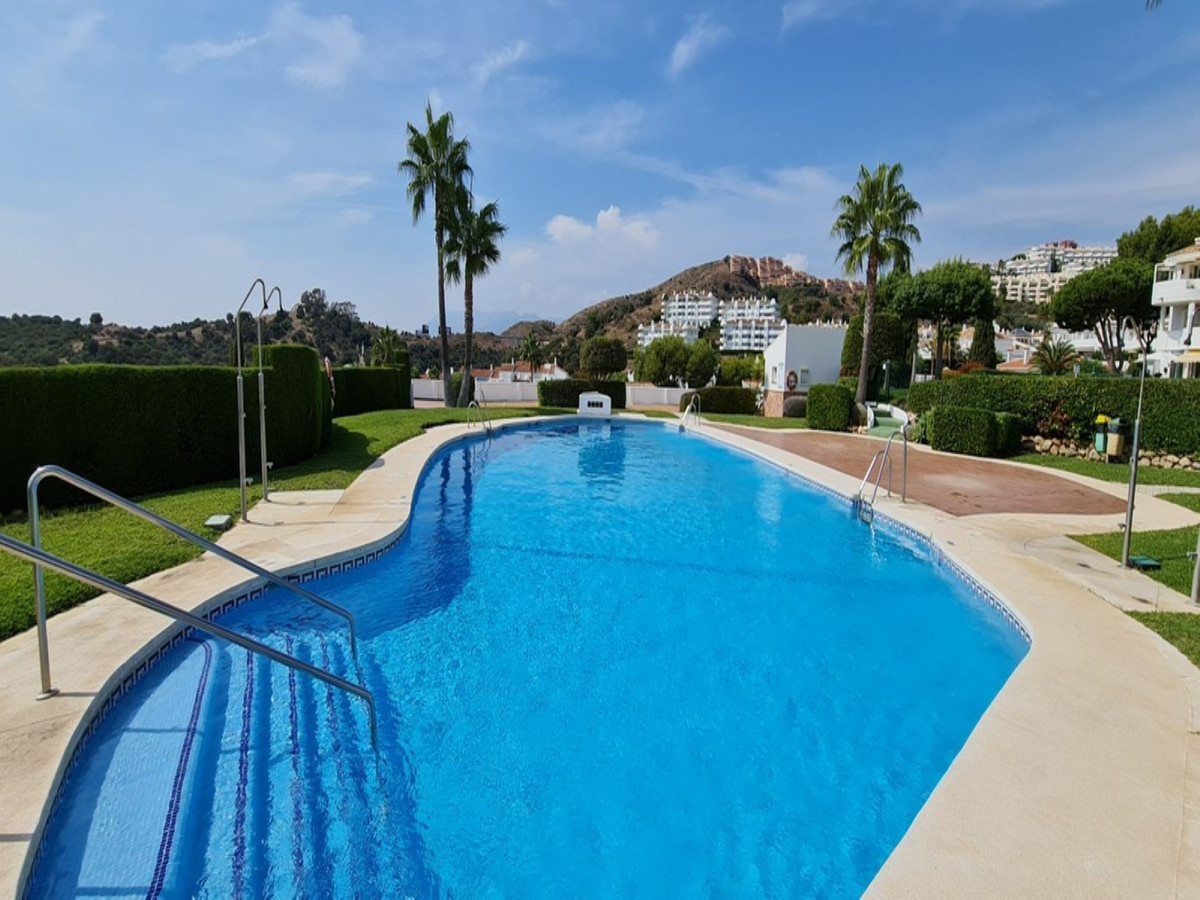 Great penthouse with a terrace facing south west, offering a great view to the sea. You are overlook,Spain