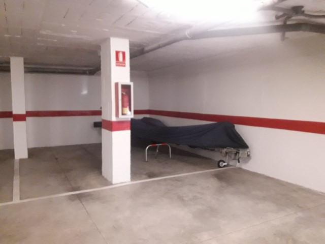 Parking in Riviera del Sol